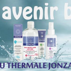 L'Eau Thermale Jonzac, la cosmétique du futur !