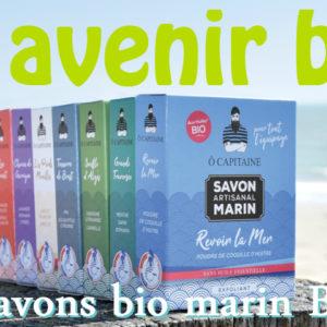 Capitaine, le savon marin Breton bio