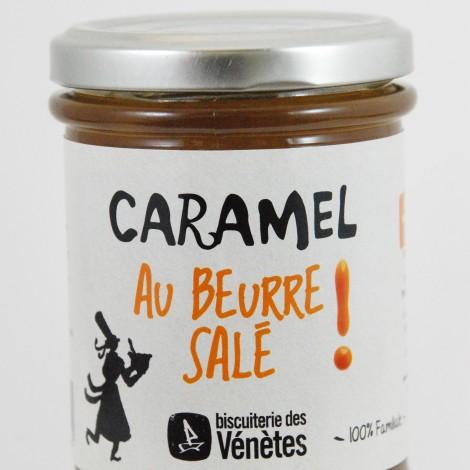 Biscuiterie des vénètes caramel beurre salé au magasin biologique avenir bio rennes
