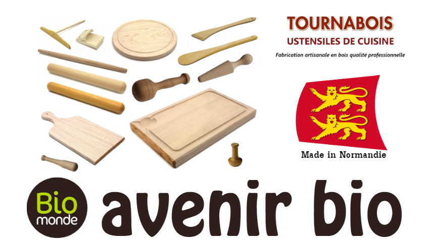 Tournabois, les ustensiles de cuisines Made in Normandie