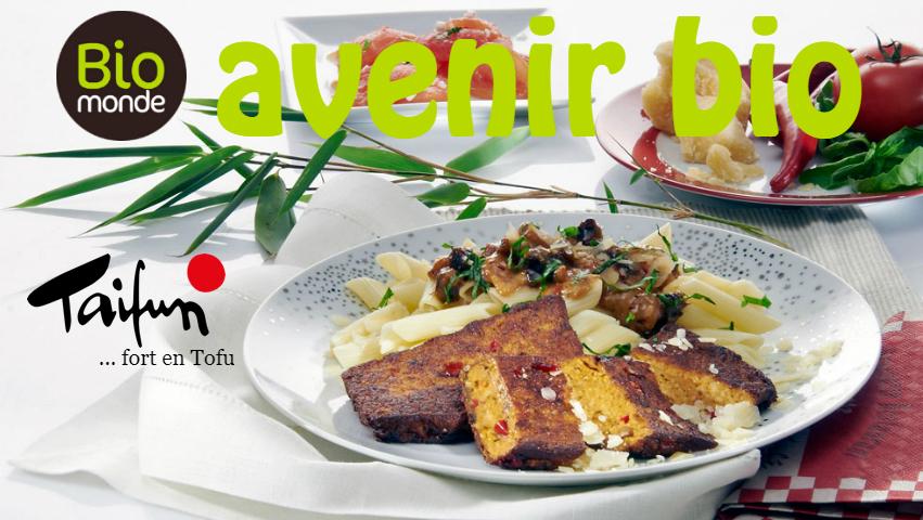 Découvrez les Tofu de Taifun dans votre magasin Avenir Bio Rennes