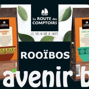 Le Rooïbos de La Route des Comptoirs