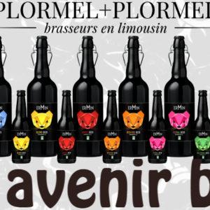Les bières ERMIN de Plormel+Plormel