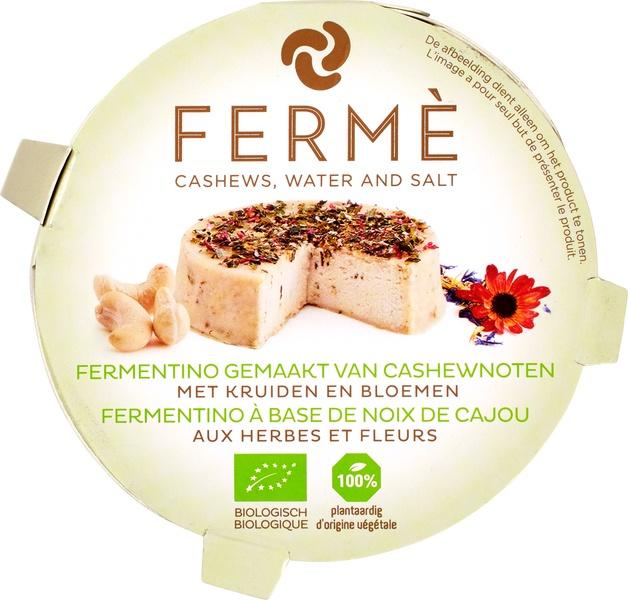 Fermentino, un fromage végétal vegan dans votre magasin bio à Rennes