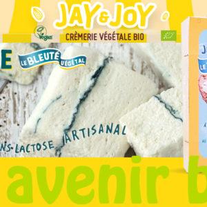 Jeanne, le bleuté végétal de Jay & Joy