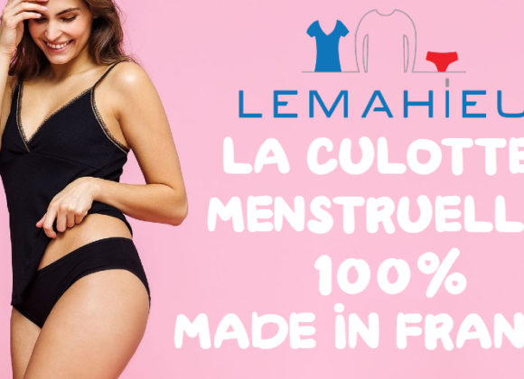 Lemahieu, la culotte menstruelle 100% made in France
