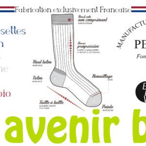 Chaussettes La Manufacture PERRIN