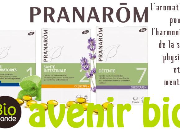 L'aromathérapie par Pranarom