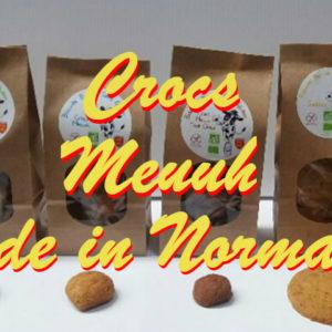 Biscuits Crocs Meuuh