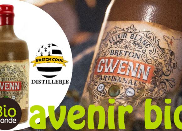 Elixir Blanc GWENN 42° de Breizh Cool