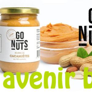 Go Nuts beurre de cacahuètes